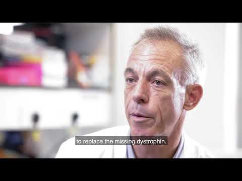 Professor Matthew Wood On DMD - Muscular Dystrophy UK