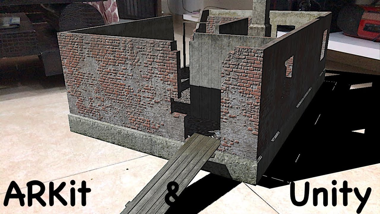 ARKit Unity Tutorial - Build a Realistic Construction Site