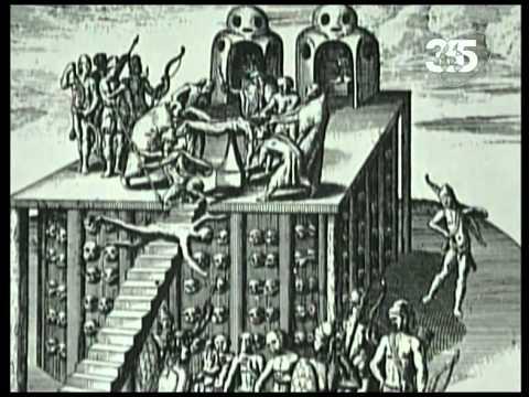 Тайны древности. Человеческие жертвоприношения.