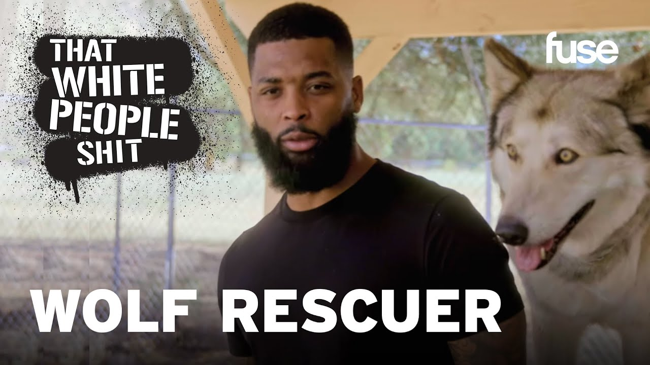 King Keraun Becomes A Wolf Rescuer | That White People Sh*t