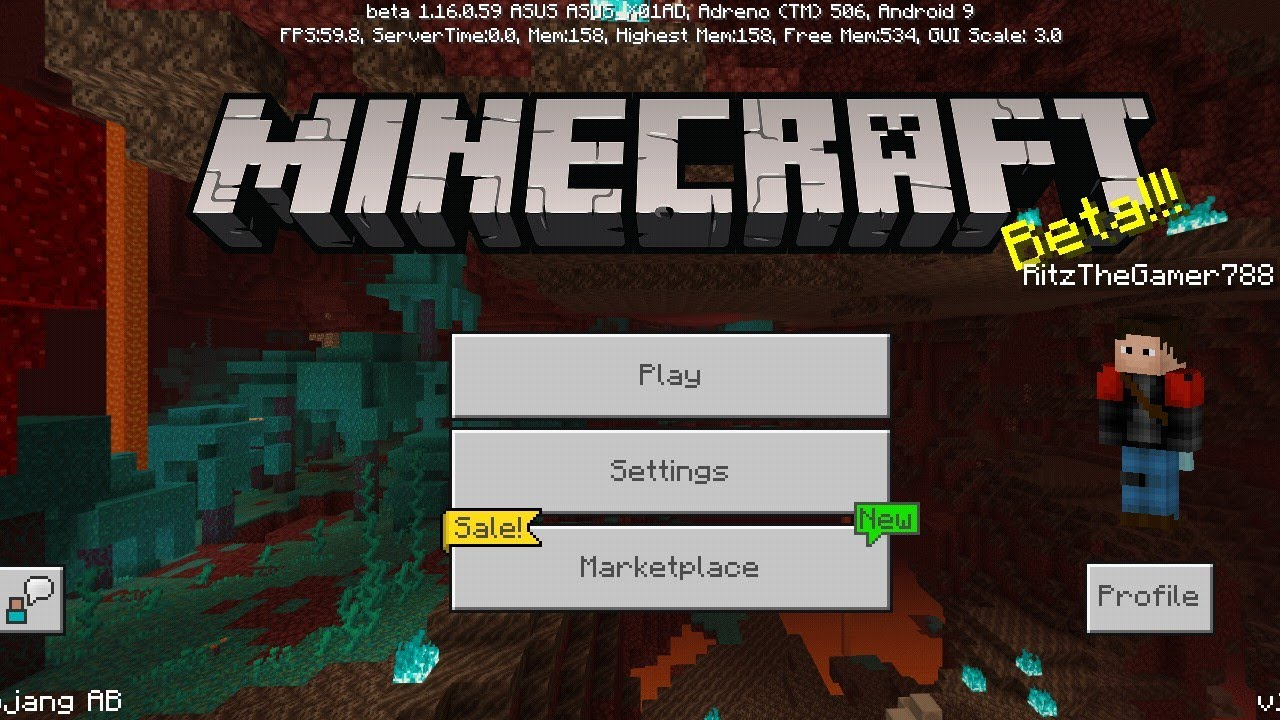 HOW TO DOWNLOAD MODS/ADDONS IN MINECRAFT PE 1 16 0 59 YouTube