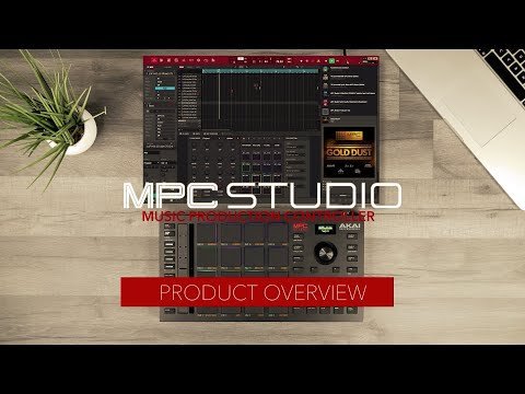 The New MPC Studio Full Overview & First Look