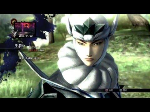 Sengoku Basara 4 Sumeragi - Kenshin Uesugi moveset