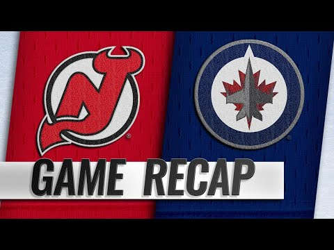 Five different Devils score in win against Jets