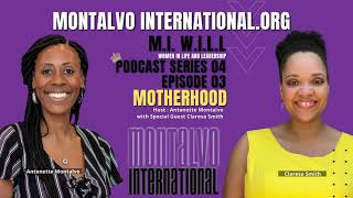 M.I. W.I.L.L. Podcast -- Series 4 Episode 3: Inspired by Grace with Claresa Smith