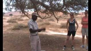 Jorgo & Carola GAP Afrika Adventure 1