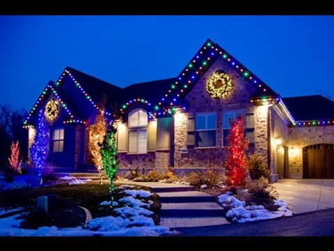 Outdoor holiday lighting christmas light business youtube outdoor holiday lighting christmas light business aloadofball Images