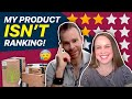 Why did my Amazon product stop ranking? | STUMP SETH w/Emily Davcev | EP009