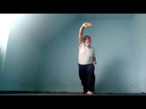 Wushu rumen Kung Fu teil 5und letz 6 kuen