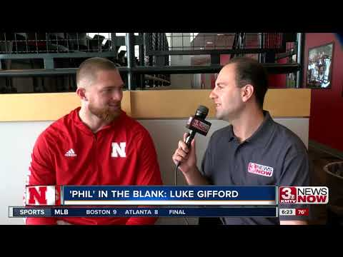 'Phil' In the Blank: Luke Gifford