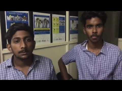 Chavakkad SI Rameshan harassing underaged student