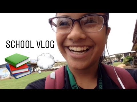 Kapaa High School Vlog    Anijah-Rose