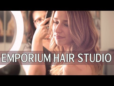 Hair Salon Commercial | The Emporium Hair Studio | Peterborough