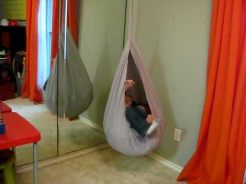 Hanging Seat In Action
