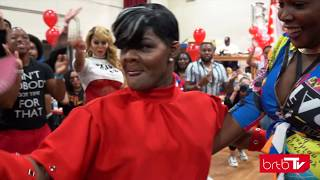 Icons Jusss Kelly & Mc Debra Grand March  @ The Big, The Bold, & The Beautiful Part 2 2019