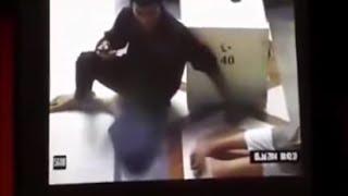 Scenes of theft in Medina's mosque - Saudi Arabia