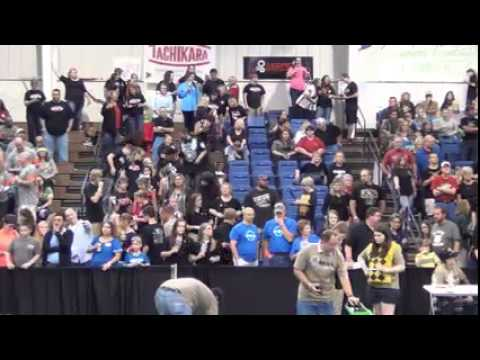 OfficialNWSCC Live Stream Best Robotics Competition 2015
