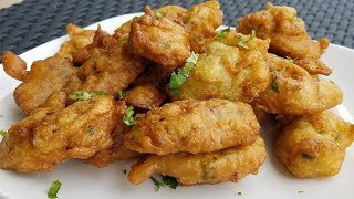 How to make tasty and crispy Chayote Bacon Fritters  Recette Marinad militon