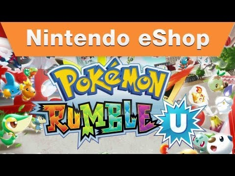 Pokémon Rumble U - Gameplay Trailer - 0 - Pokémon Rumble U – Gameplay Trailer