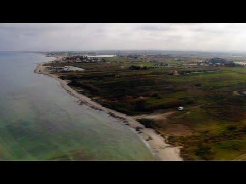 Ryanair Landing at Beautiful Trapani-Birgi Airport in Sicily (LICT) [HD]