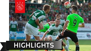 Video Gol Pertandingan Jablonec vs Ajax Amsterdam