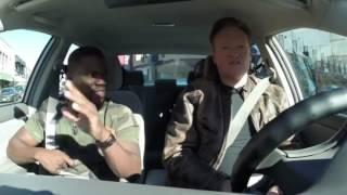 Conan, Kevin Hart, & Ice Cube Smoke Weed!