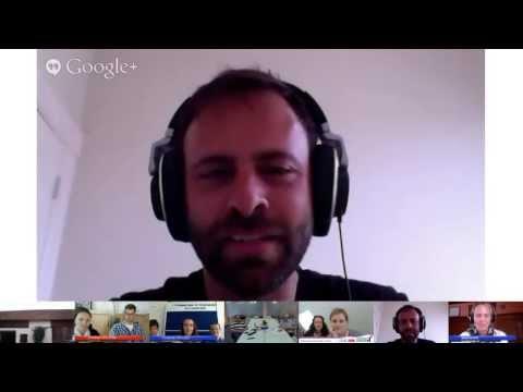 """Hangout vom 4. Juni 2013 zum Thema """"Empowerment - Jeder hat das Zeug zum Entrepreneur"""""""