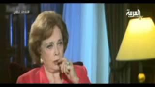 """فيديو.. جيهان السادات: لا ننكر دور مبارك في حرب أكتوبر.. والسيسي """"بطل"""""""