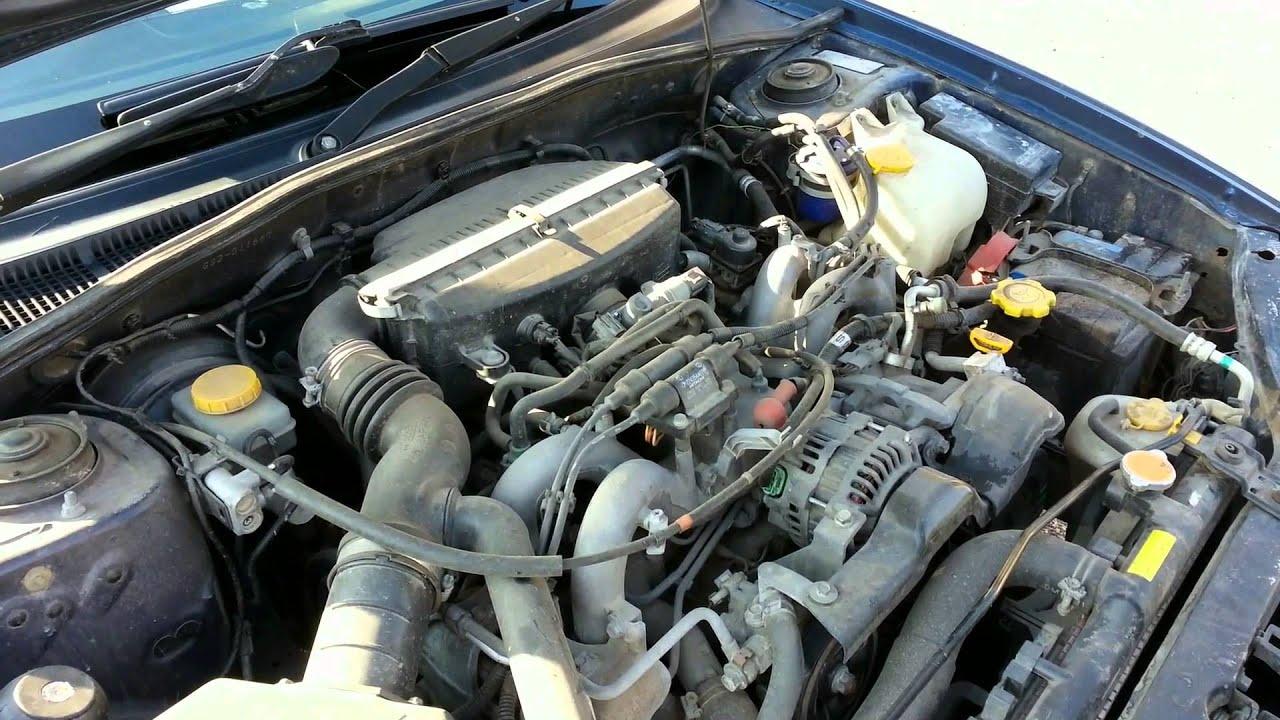 GRINDAUTO Тест-Драйв: Subaru Impreza 1.5 100 л.с. Передний привод