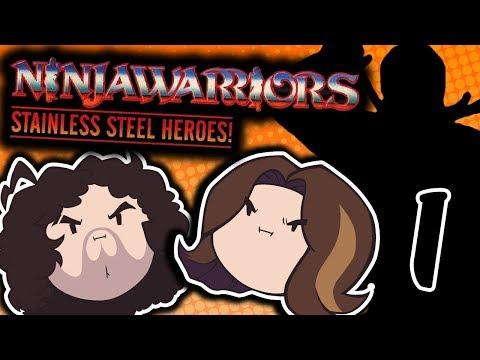 Ninja Warriors: Good Lookin' Ninjas - PART 1 - Game Grumps