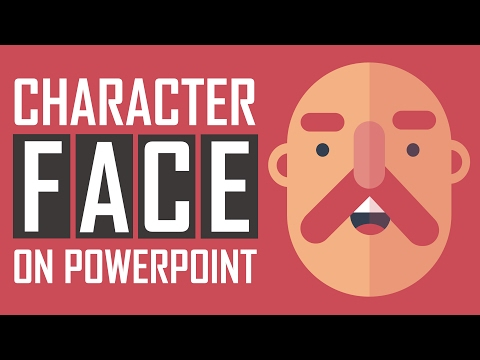 character-face-design-in-powerpoint