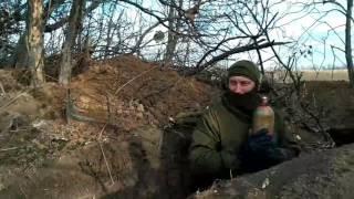 Бьют сепаров ветераны ато