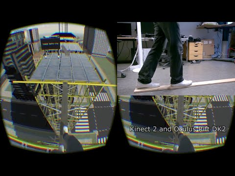 InstantVR: interactive avatar control for virtual reality