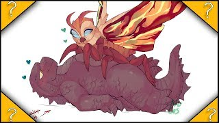 Godzilla and Mothras pregnancy scare