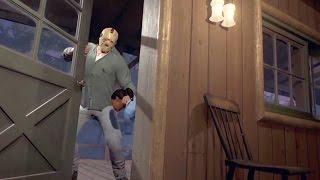Пятница 13-е — Убийство дверью! (HD) Friday the 13th