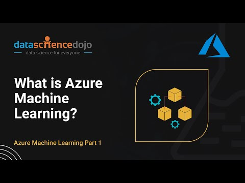 Intro to Azure ML: What is Azure Machine Learning?