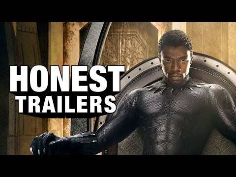 Honest Trailers - Black Panther