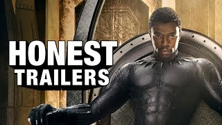 Honest Trailers - Black Panther thumbnail