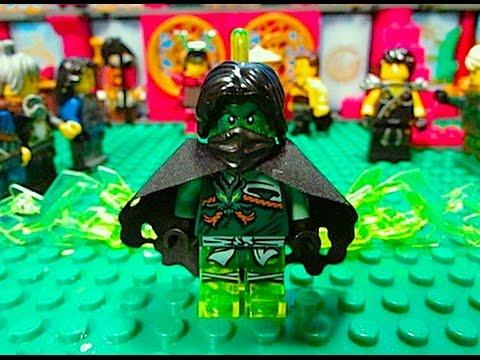 LEGO Ninjago Movie 2 - Curse of Morro - YouTube