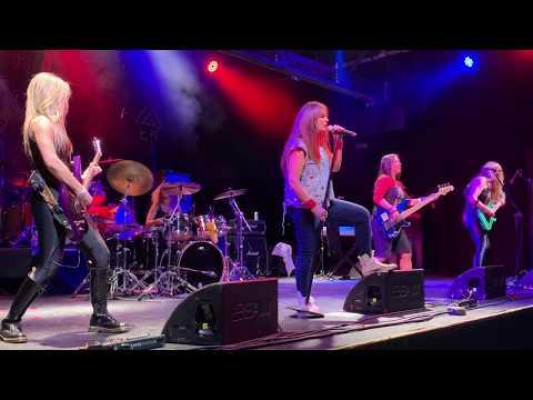 The Iron Maidens -