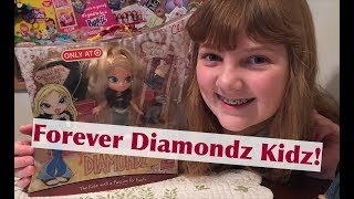 2006 Target Exclusive Classic Bratz Kidz Forever Diamondz Cloe Doll – Unboxing & Review