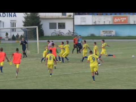 FINALE KUPA TK 2016: FK SEONA - NK MLADOST MALESICI (PENALI I DODJELA PEHARA)