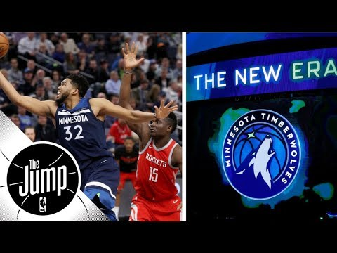 What does Karl-Anthony Towns' new deal mean for the Timberwolves? | The Jump | ESPN