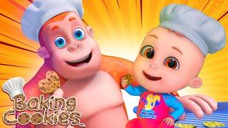 Download lagu Baking Cookies Song And More Nursery Rhymes & Kids Songs | Videogyan | Nursery Rhymes Compilation