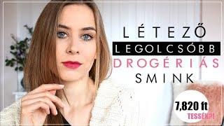 Létező Legolcsóbb Drogériás Smink | AvianaRahl