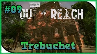 Zagrajmy w Out of Reach :Trebuchet !! Gameplay PL #09