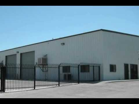 4500 Walnut Road suite B @ Walnut Industrial Building.  Tour this Las Vegas Office Space