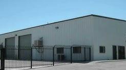4500 Walnut Road suite B @ Walnut Industrial Building.  Tour this Las Vegas Office Space