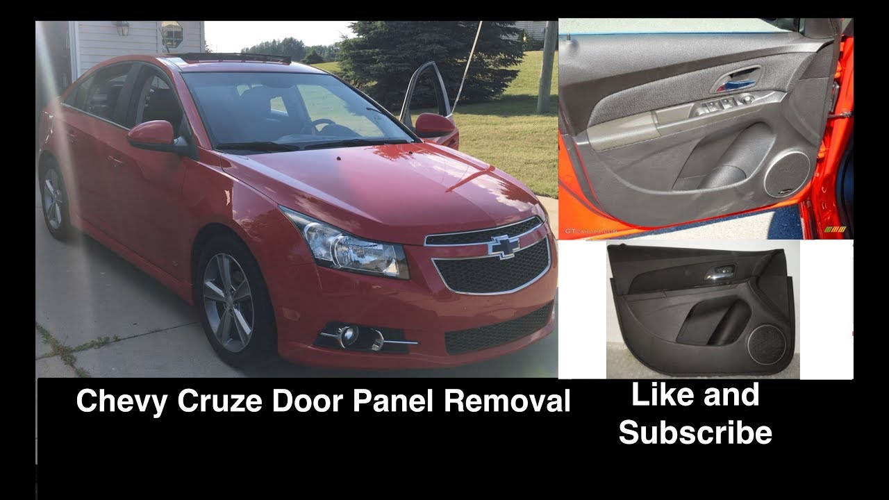 chevrolet cruze door panel removal youtubechevrolet cruze door panel removal