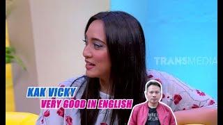 Bella Fawzi Gak Bisa Nahan Ketawa Baca Berita Tentang Vicky | OKAY BOS (25/09/19) Part 3